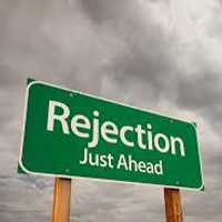 Rejection ahead