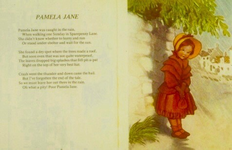 My parents filled our lives with wonderful children's books.