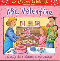 ABC Valentine by Pamela Jane