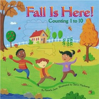 Fall is Here! by Pamela Jane