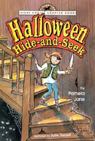 Halloween Hide-And-Seek by Pamela Jane