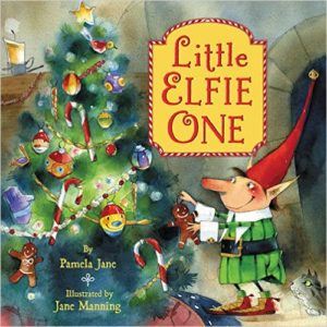 Little Elfie One by Pamela Jane
