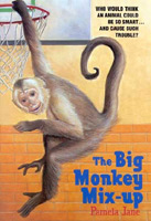 The Big Monkey Mix-Up byPamela Jane