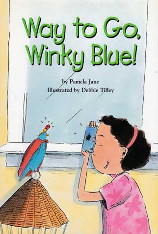 Way to Go, Winky Blue! by Pamela Jane