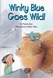 Winky Blue Goes Wild! by Pamela Jane